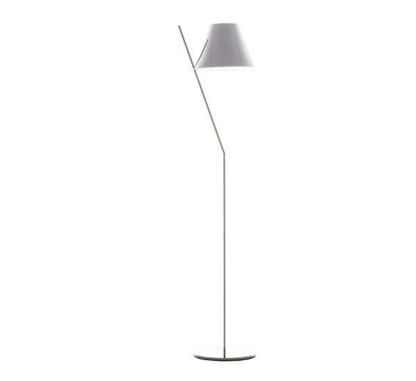 ARTEMIDE lampadaire LA PETITE (Blanc - Polycarbonate, aluminium, méthacrylate)