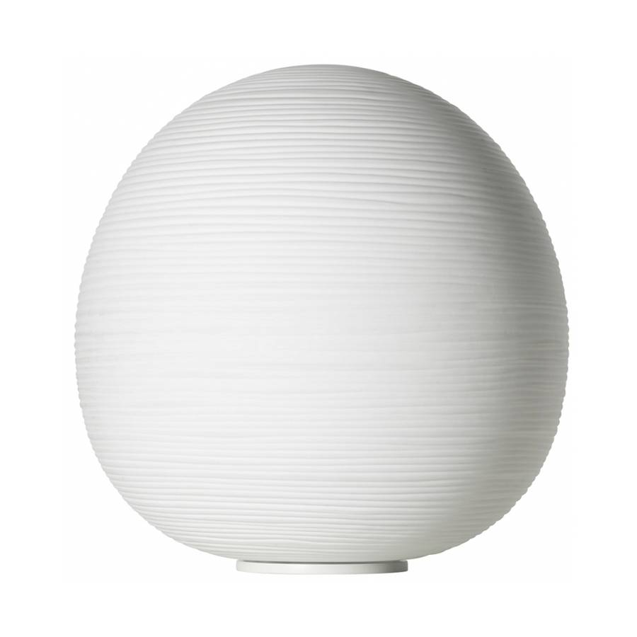 FOSCARINI lampe de table RITUALS XL (Variateur - Verre soufflé et métal verni)