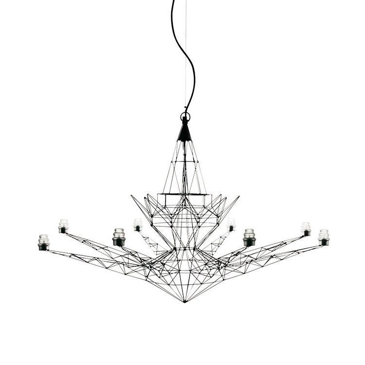 FOSCARINI lampe à suspension LIGHTWEIGHT (Anodisé - Métal)