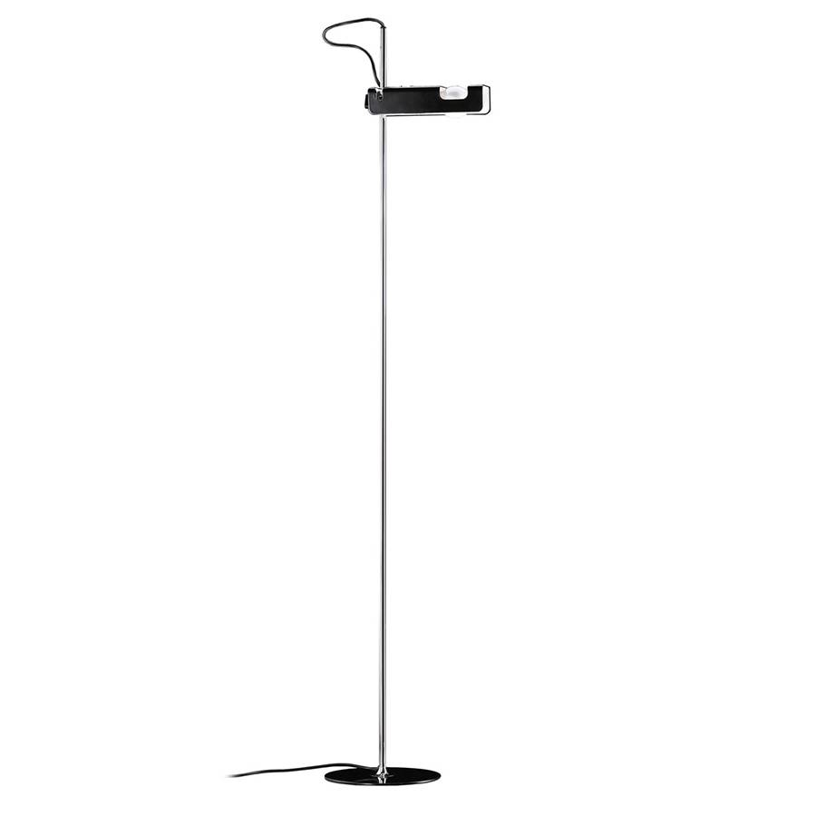 OLUCE lampadaire SPIDER (Noir - Métal)
