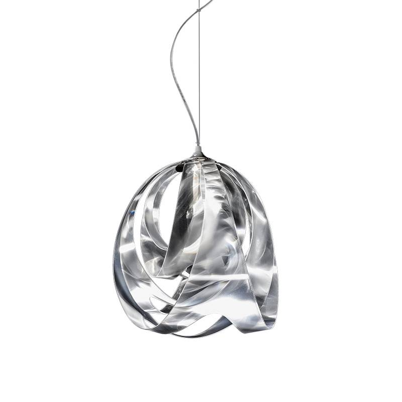 SLAMP lampe à suspension GOCCIA (Prisme - Lentiflex)