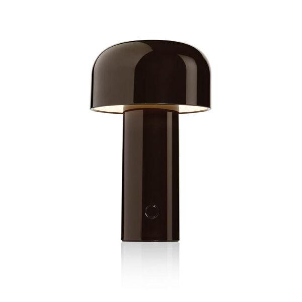 FLOS lampe de table sans fil rechargeable BELLHOP (Cioko - Polycarbonate)