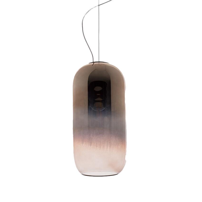 ARTEMIDE lampe à suspension GOPLE LAMP (Cuivre - Aluminium et verre soufflé)