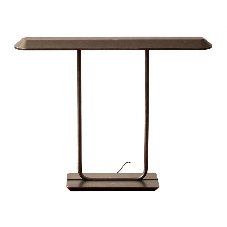 ARTEMIDE lampe de table TEMPIO (Bronze - Aluminium et acier)