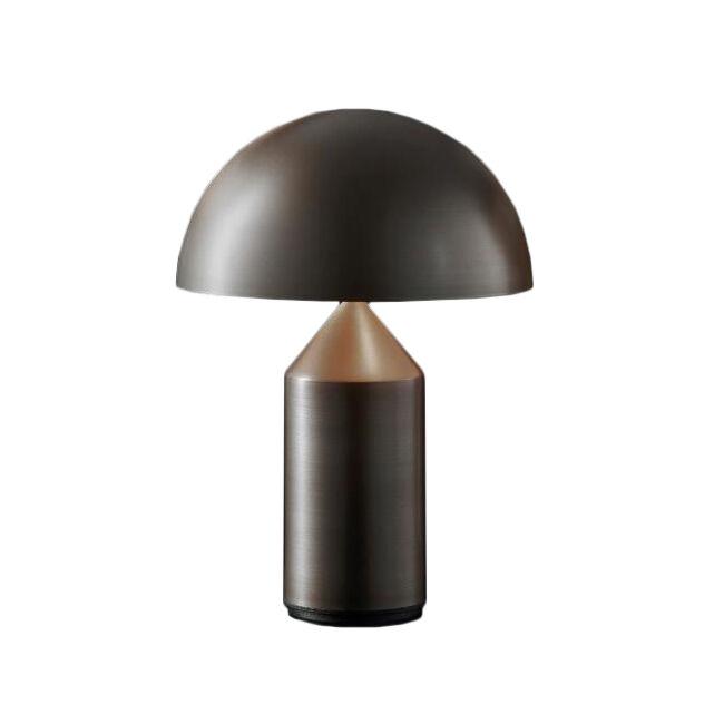 OLUCE lampe de table ATOLLO PETITE (Bronze - Métal)