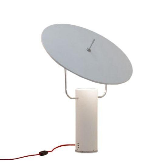 MARTINELLI LUCE lampe de table TX1 (Tunable White - Aluminium verni)
