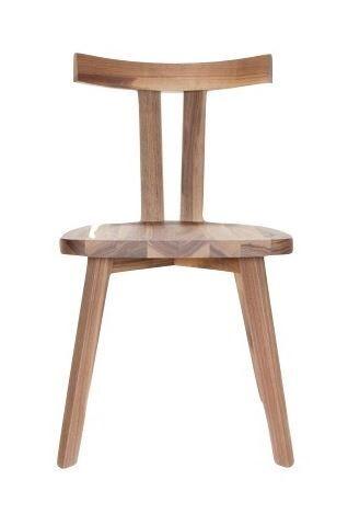 GERVASONI chaise GRAY 23 (Blanchi - chêne)