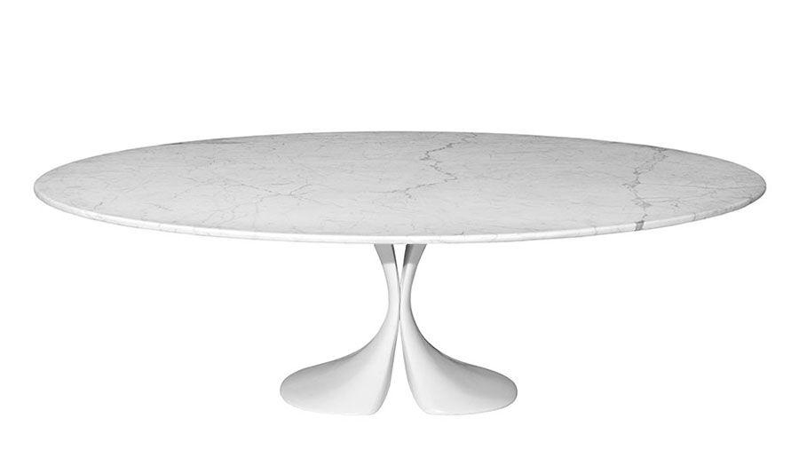 DRIADE table ovale DIDYMOS (L 20...