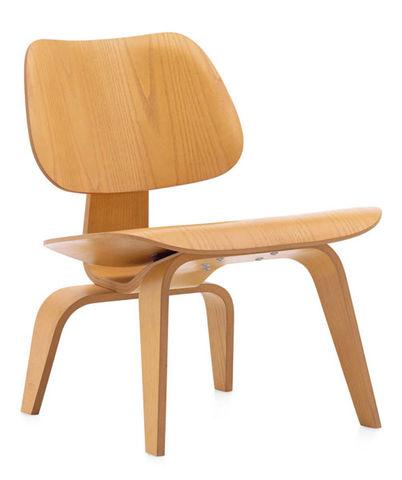 VITRA chaise longue Plywood LCW (Naturel - frêne multi-couche)