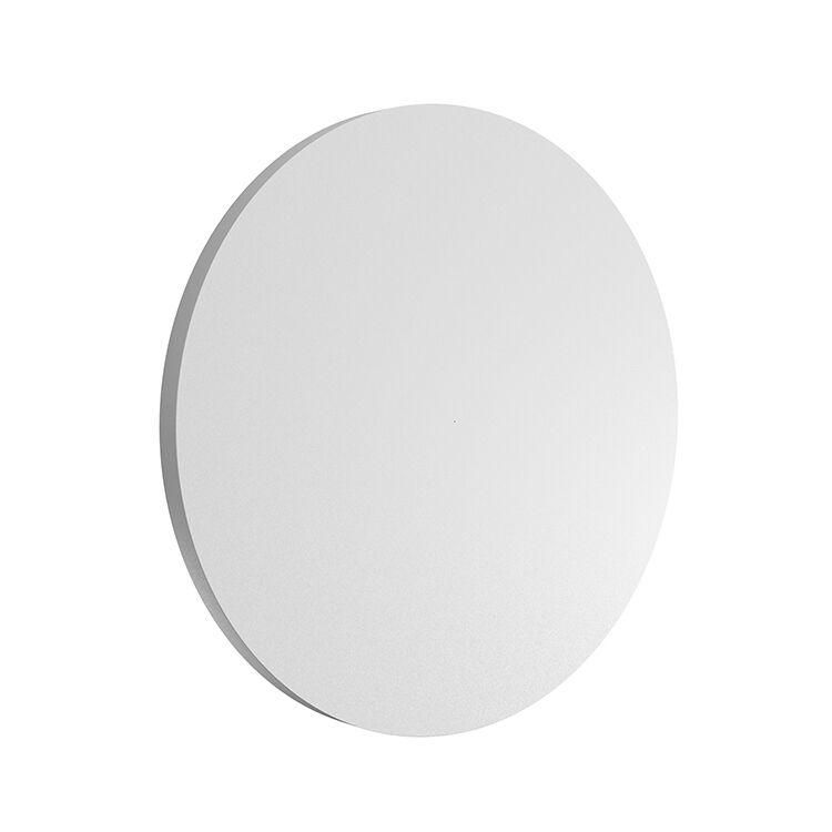 FLOS OUTDOOR lampe murale applique pour extérieur CAMOUFLAGE 240 4000K (Blanc - aluminium et polycarbonate)
