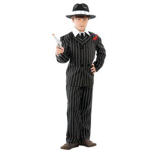 Deguisetoi Déguisement gangster années 30 garçon - Taille: 10 à 12 ans (142-148 cm) - Publicité
