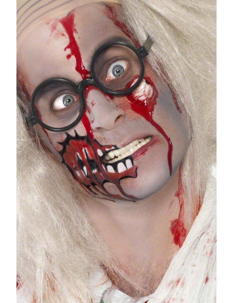 Deguisetoi Kit maquillage zombie réaliste adulte Halloween