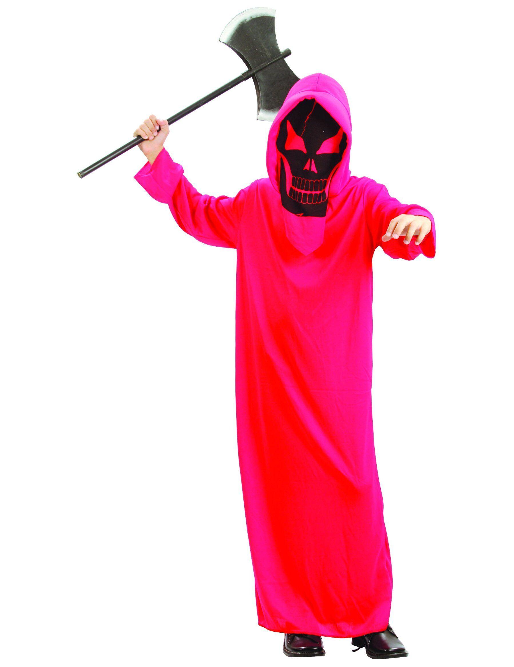 Deguisetoi Déguisement diable Lucifer garçon - Taille: S 4-6 ans (110-120 cm)