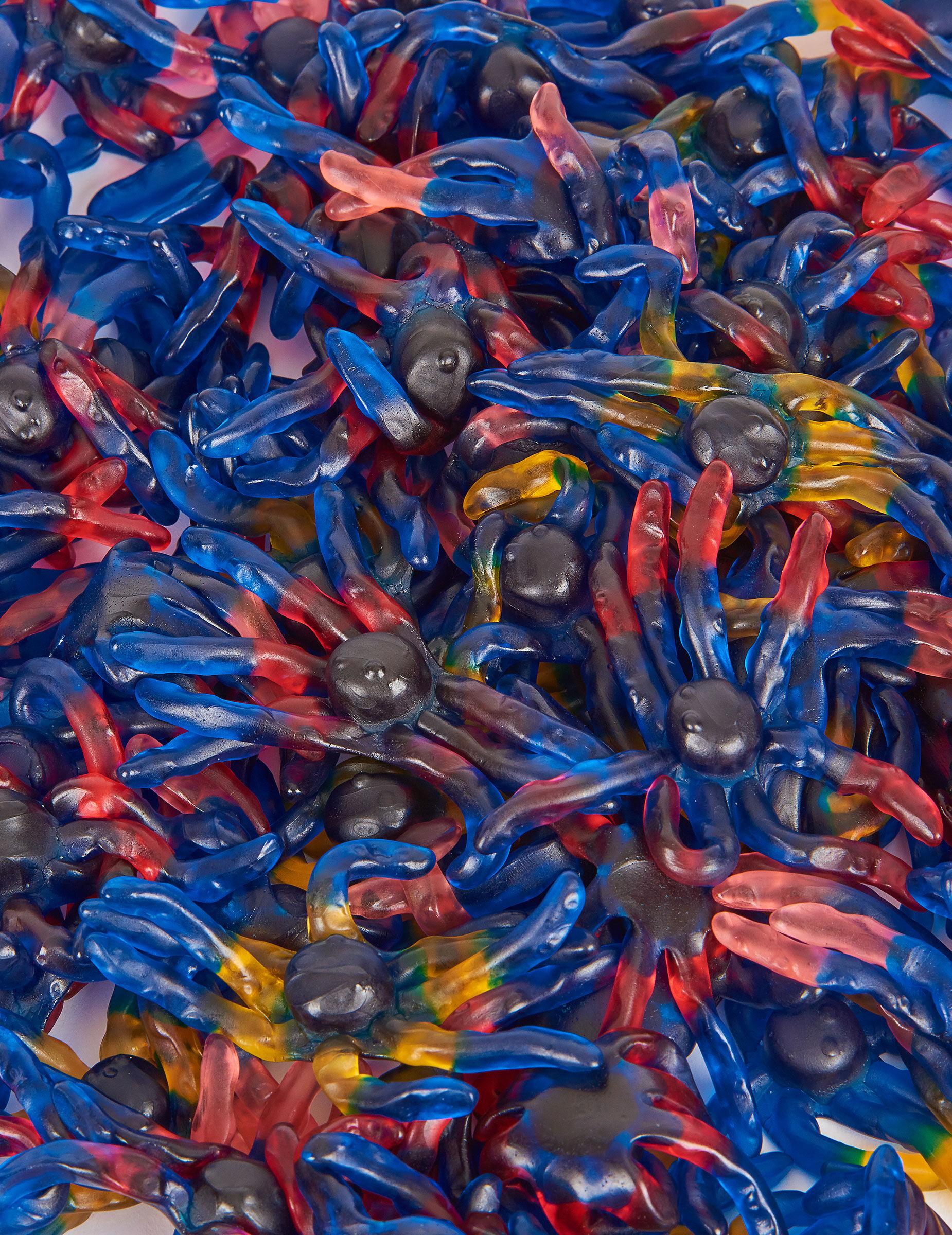 Deguisetoi Sachet bonbons araignées 1 kg
