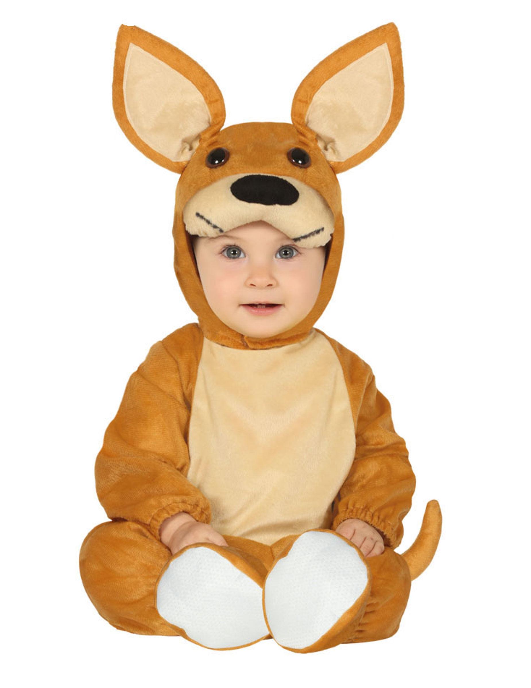 Deguisetoi Déguisement kangourou bébé - Taille: 6 à 12 mois (82-83 cm)