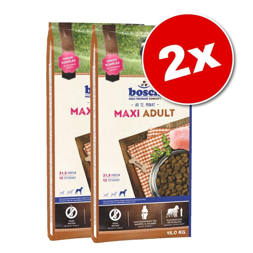 Bosch Natural Organic concept Lot bosch pour chien - Bio Senior (2 x 11,5 kg)