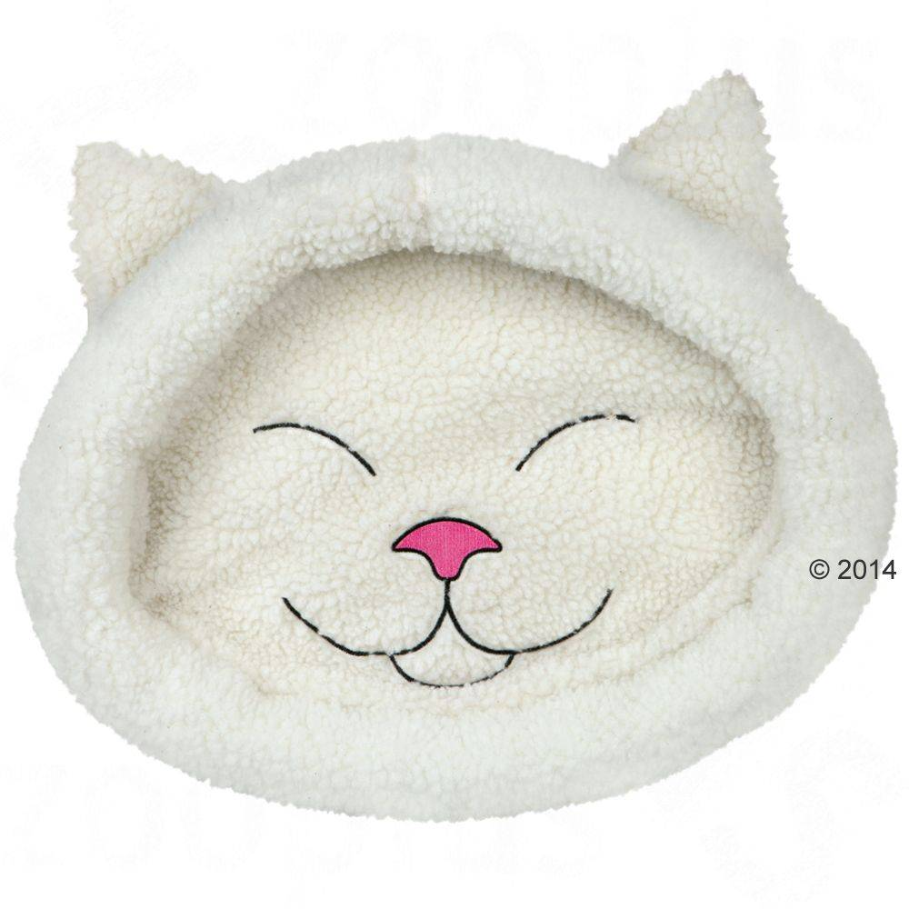 Trixie Panier Chat Lavable 30°C L48xl37xH7cm Panier Trixie Mijou pour chat