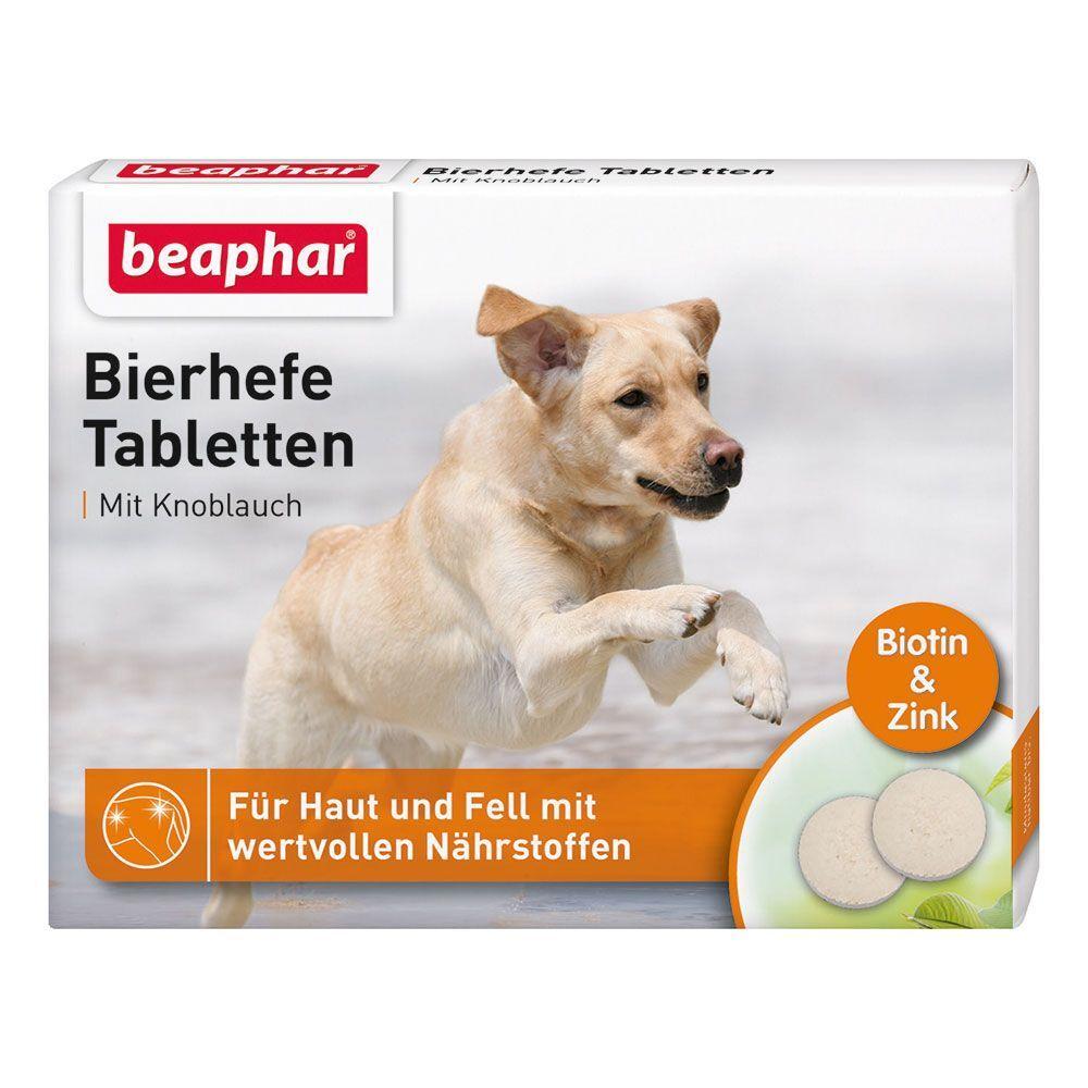 beaphar 100 comprimés beaphar Comprimés à la levure de bière - pour chien