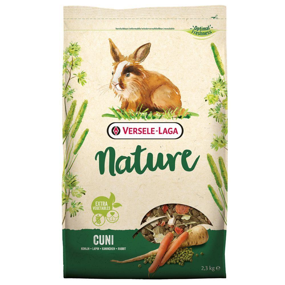 Versele Laga 2x9kg Versele-Laga Nature Cuni - Nourriture pour lapin