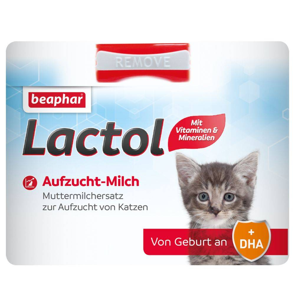 beaphar 3x500g Kitty-Milk beaphar pour chaton - Lait pour chaton