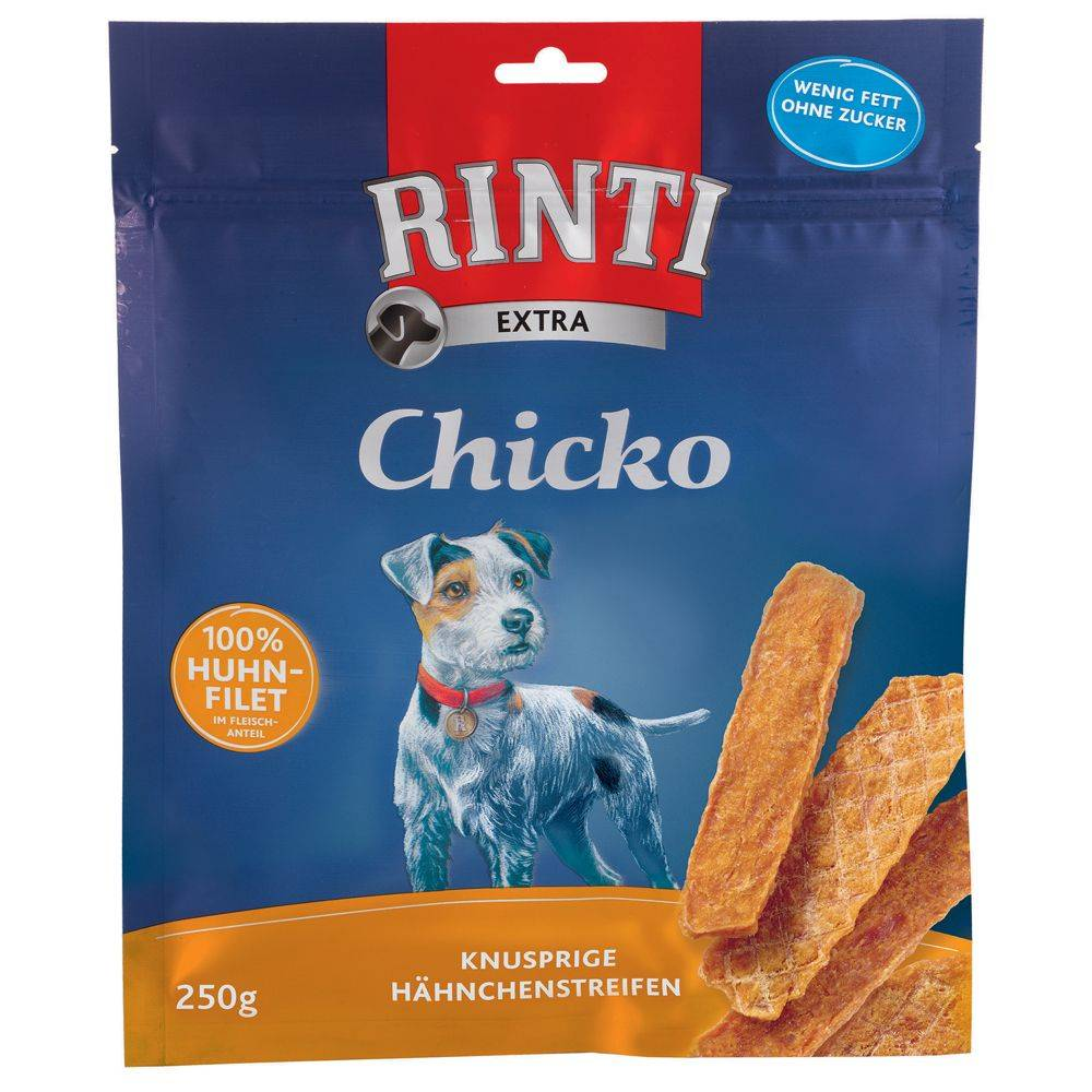 RINTI 4x500g Extra Chicko poulet RINTI - Friandises pour Chien