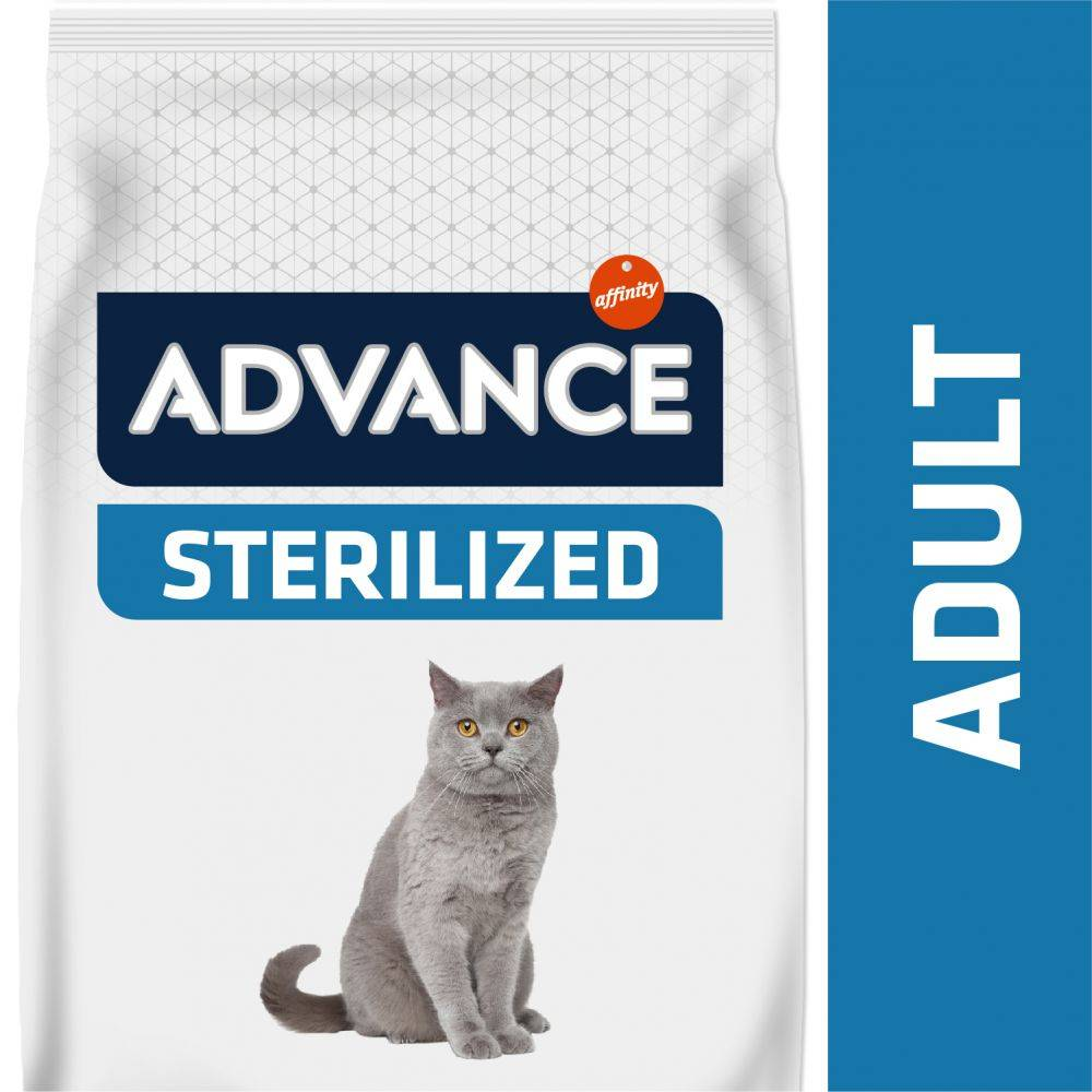 Affinity Advance 2x15kg Advance Sterilized Croquettes à la dinde et à l'orge pour chat