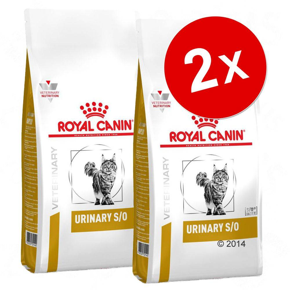 Royal Canin Veterinary Diet 2x10kg Mature Consult Balance Royal Canin Veterinary Diet - Croquettes pour chat