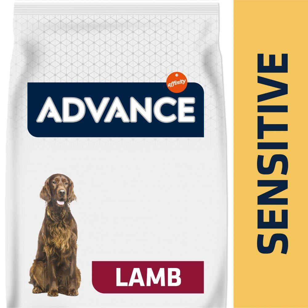 Affinity Advance 2x12kg Advance Sensitive Adult agneau, riz - Croquettes pour chien