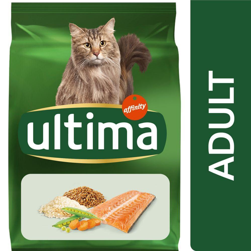 Affinity Ultima 2x7,5kg Adult saumon riz Ultima pour chat - Croquettes pour chat