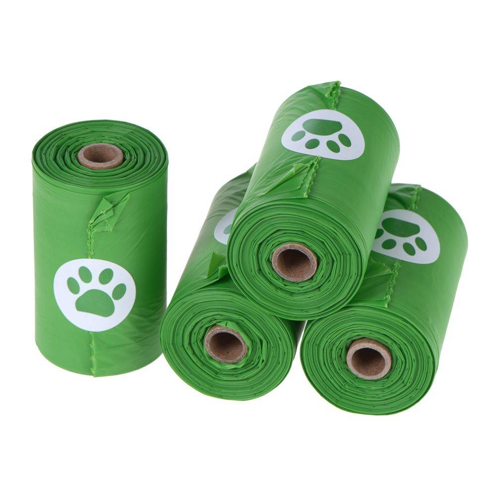 zooplus Exclusive 20 rouleaux de 15 sacs à excréments biodégradables - pour chien