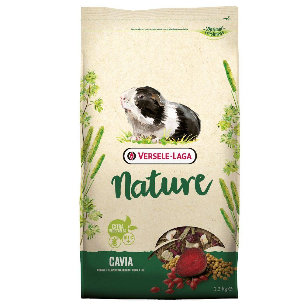 Versele Laga 2x9kg Versele-Laga Nature Cavia - Nourriture pour cochon d'inde