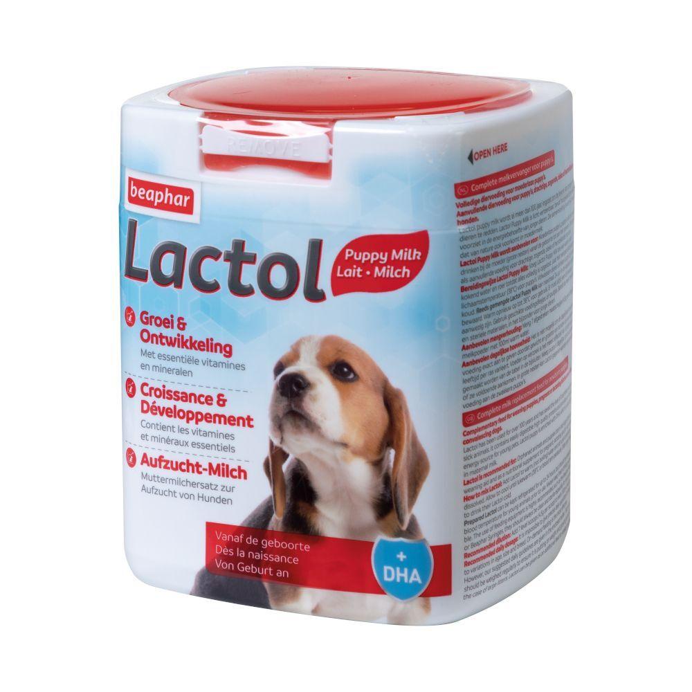beaphar 3x500g beaphar Lactol lait maternisé - pour chiot