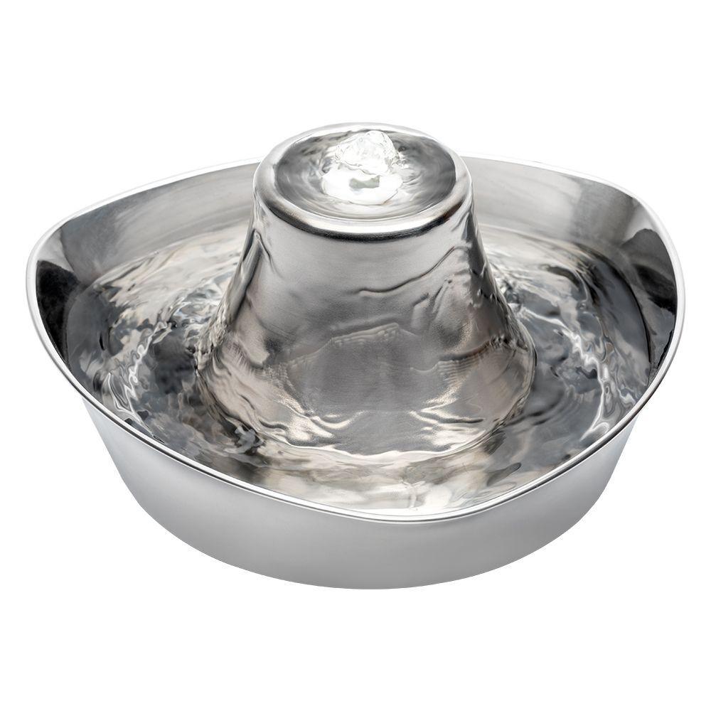 Drinkwell 4 filtres à charbon actif de rechange - pour la fontaine en inox PetSafe® Bord de mer