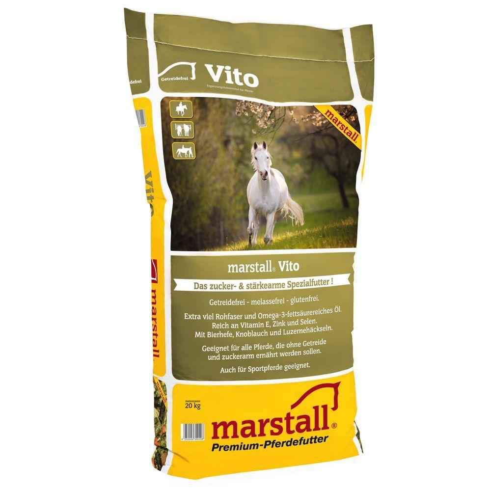Marstall 20kg Marstall Vito Muesli pour cheval