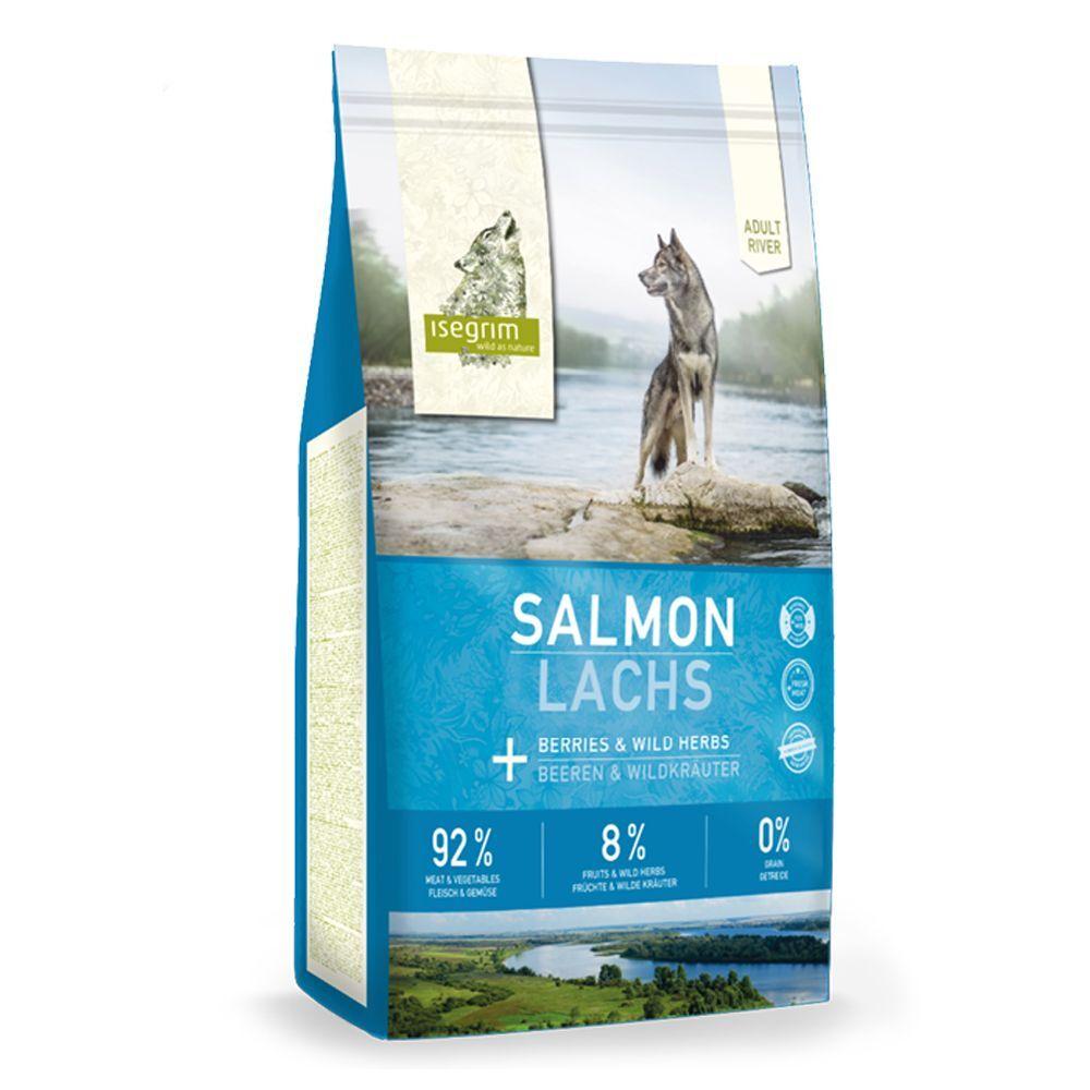 Isegrim 2x12kg Adult River saumon Isegrim - Croquettes pour Chien