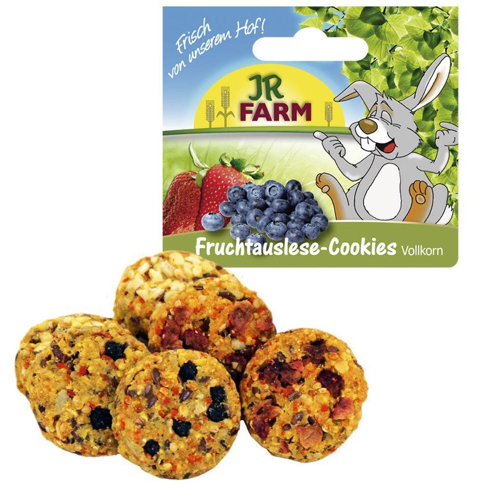 JR Farm 2x6 friandises (160g) JR Farm Friandises complètes aux fruits pour rongeur