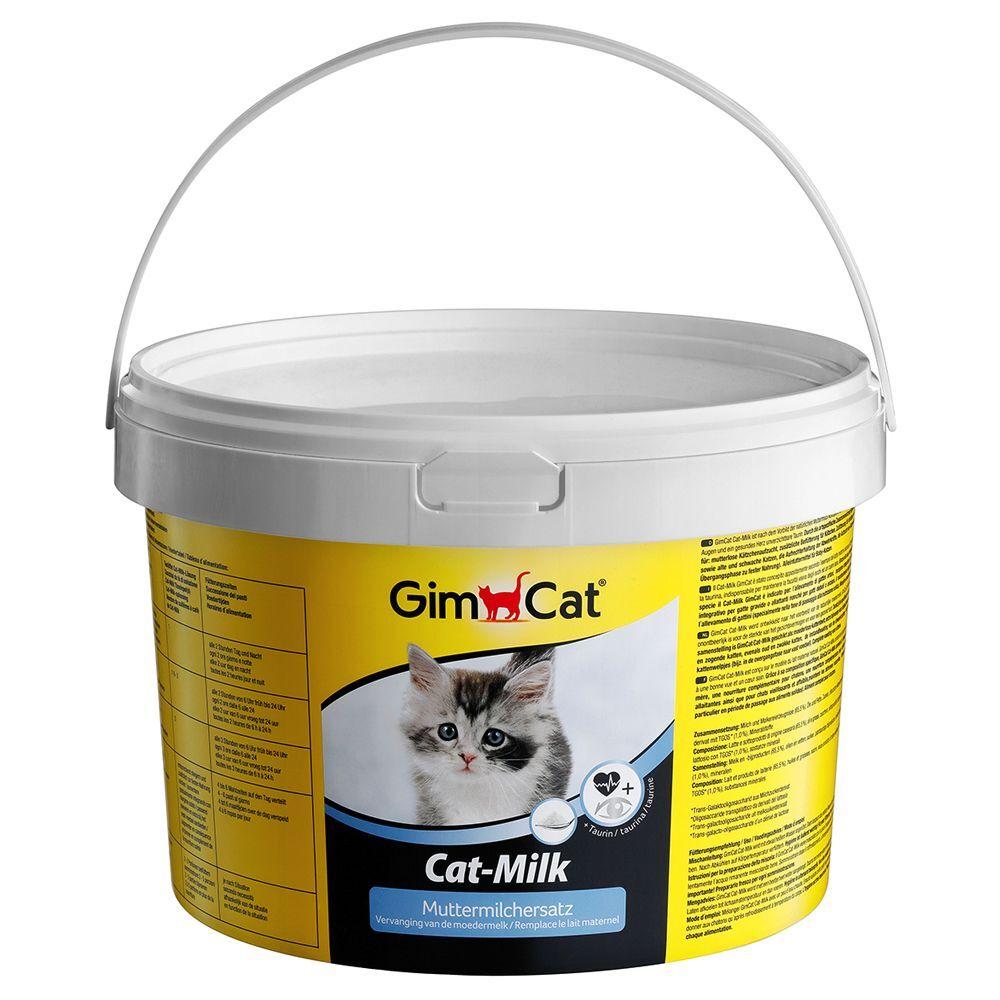 GimCat 2kg Lait avec taurine GimCat pour chat - Lait pour chat