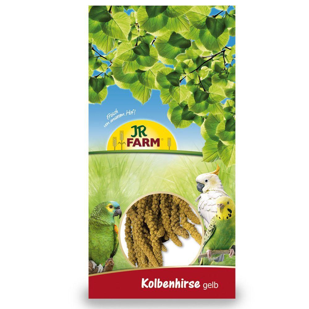 JR Farm 1 kg Millet jaune des oiseaux JR Farm