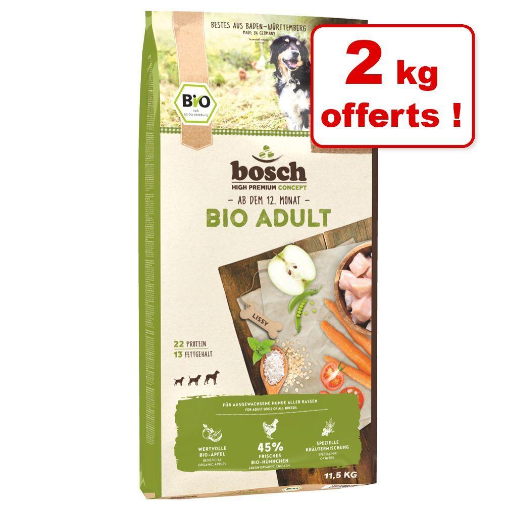 Bosch Natural Organic concept 11.5kg Senior bosch Bio Croquettes pour chien