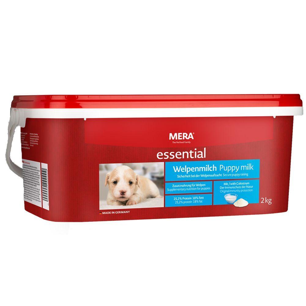 Mera essential 2x2kg MERA essential Lait - Croquettes pour chien