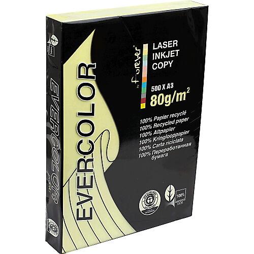 Evercopy Papier Evercopy A3 80 g/m² - 500 Feuilles