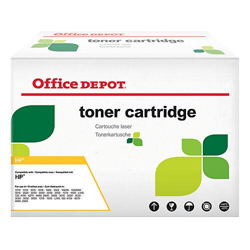 Office Depot Toner Office Depot HP 10A Noir Q2610A