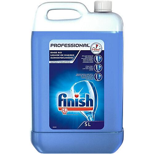 Finish Liquide de rinçage Finish Hygiénique - 5 L