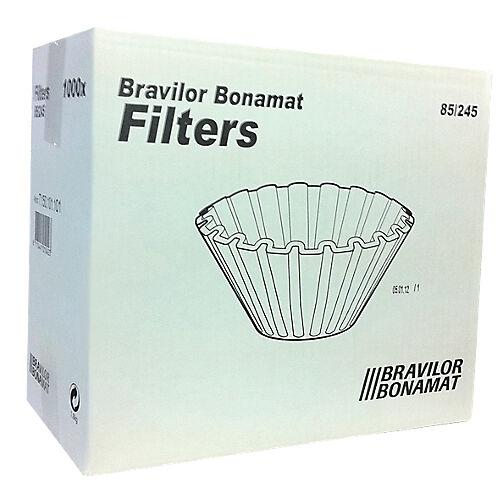 Bravilor Bonamat Filtres à café Machine à café Bravilor Bravilor Bonamat Blanc - 24 Unités