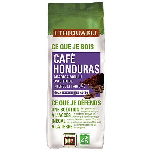 ETHIQUABLE Café moulu Non décafeiné ETHIQUABLE Honduras - 250 g