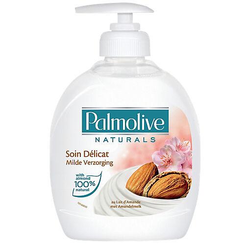 Palmolive Savon Palmolive Naturals Anti-Bactérien 300 Pouss'mousse lait d'amande 300 ml