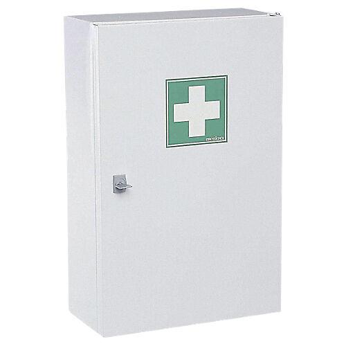 Rossignol Armoire à pharmacie 1 porte Rossignol 33 x 16 5 x 46 5 cm Vert