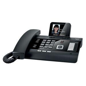 Gigaset Téléphone Gigaset DL500A Noir - Publicité