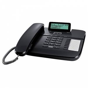 Gigaset Téléphone Gigaset DA710 Noir - Publicité