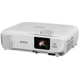 Epson Vidéoprojecteur Epson EB-U05 1 920 x 1 200 Pixels Blanc